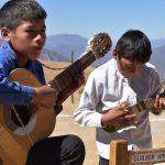 Guitar and Charango